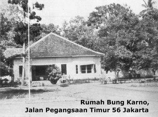 Pegangsaan Timur 56 Jakarta