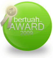 award bertuah