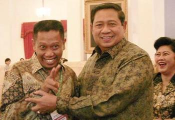 "Tukul Arwana habis di ""wawancara"" tuk jadi menteri .. hua.ha.ha.ha.ha"