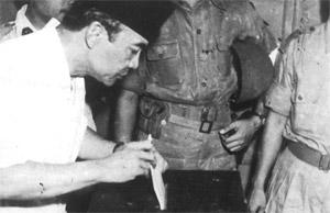 Soekarno dalam pemilu 1955