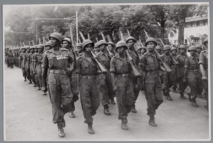 Pоlіtіk Militer Pasca Kеmеrdеkааn 1950 – 1952