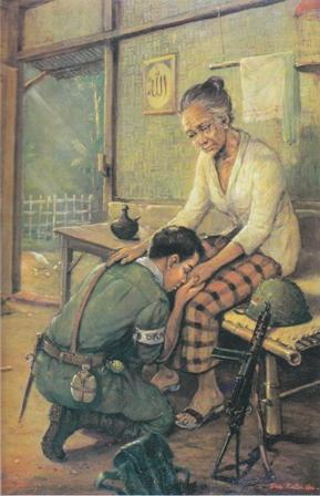 (1) doa restu Ibu