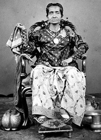 Sitti Aisyah We Tenri Olle, ratu Tanete (1855-1910)