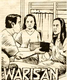 warisan